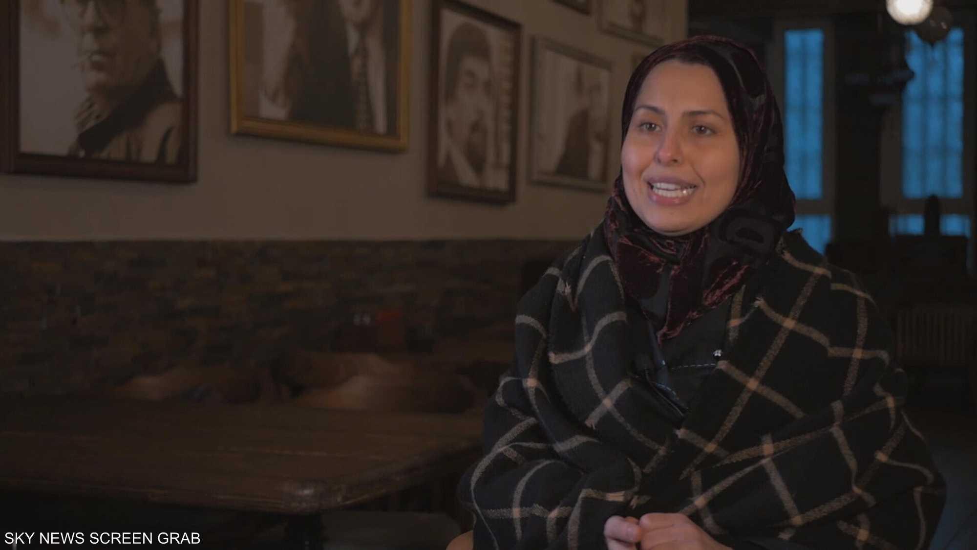 ملكة جزماتي.. من لاجئة إلى سفيرة المطبخ السوري بألمانيا