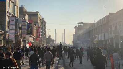 """العراق.. متظاهرو ذي قار يضعون شروطا و""""يتوعدون"""""""