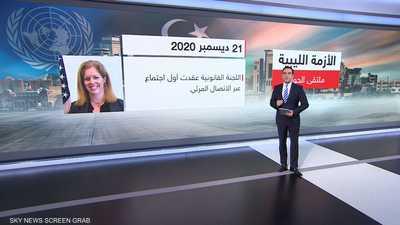 الأزمة الليبية.. ملتقى الحوار