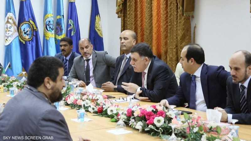 ليبيا.. صراع النفوذ يتصاعد داخل حكومة الوفاق
