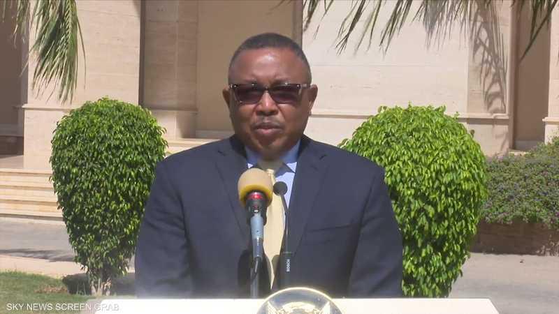 السودان: قدمنا شروطا للعودة للمفاوضات