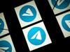 شعار تطبيق تلغرام