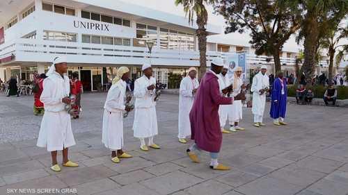 احتفالات برأس السنة الأمازيغية 2971 في المغرب