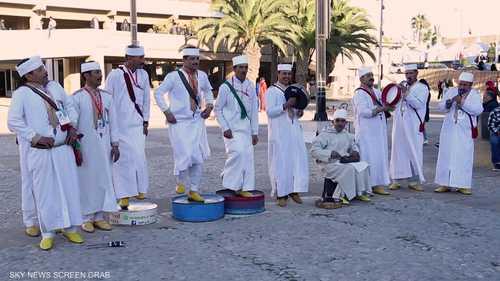 المغرب.. احتفالات برأس السنة الأمازيغية 2971