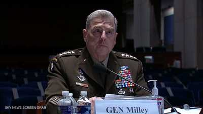 أركان الجيش: اقتحام الكونغرس هجوم على العملية الدستورية