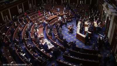 مجلس النواب الأميركي يصوت على مساءلة ترامب