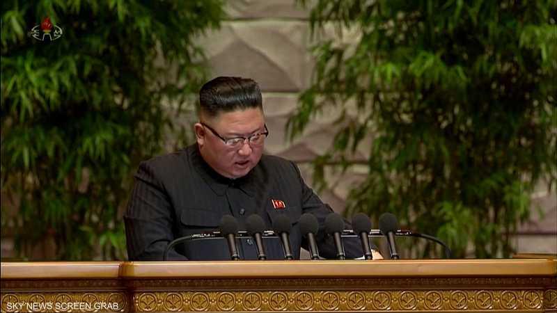 كيم جونغ أون يتعهد بتعزيز ترسانة بلاده النووية