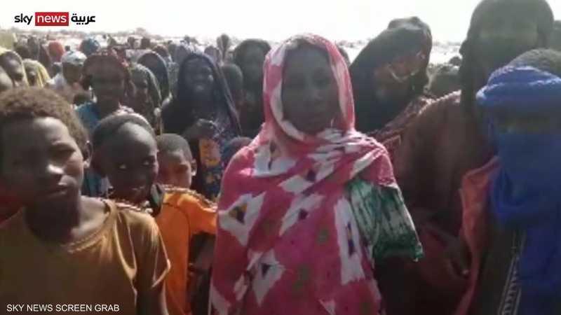 داعش يهجر آلاف اللاجئين الطوارق