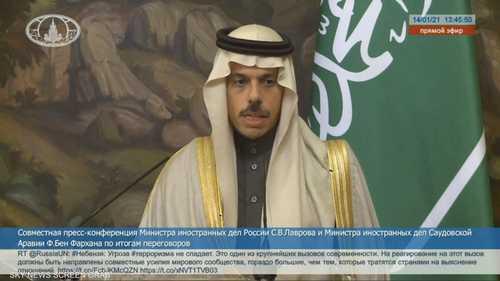 وزير الخارجية السعودي: يجب التصدي للتدخلات الإيرانية