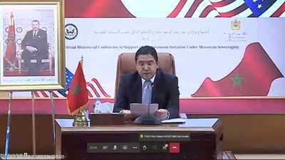 ناصر بوريطة: الحكم الذاتي هو الحل لأزمة الصحراء