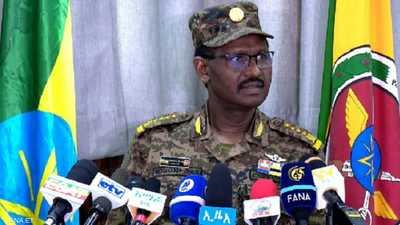 الجنرال جولا قال إن إثيوبيا لن تحارب السودان