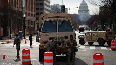 توقيف مسلّح مدجّج بالذخيرة في محيط مبنى الكابيتول في واشنطن