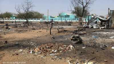 السودان.. ارتفاع عدد ضحايا اشتباكات دارفور الدموية