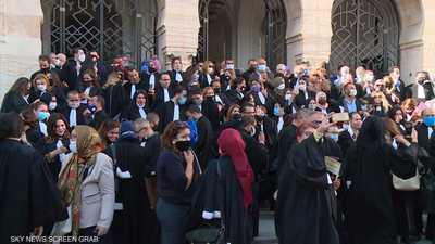 بعد محاولة الضغط.. القضاة التونسيون يوبخون الغنوشي