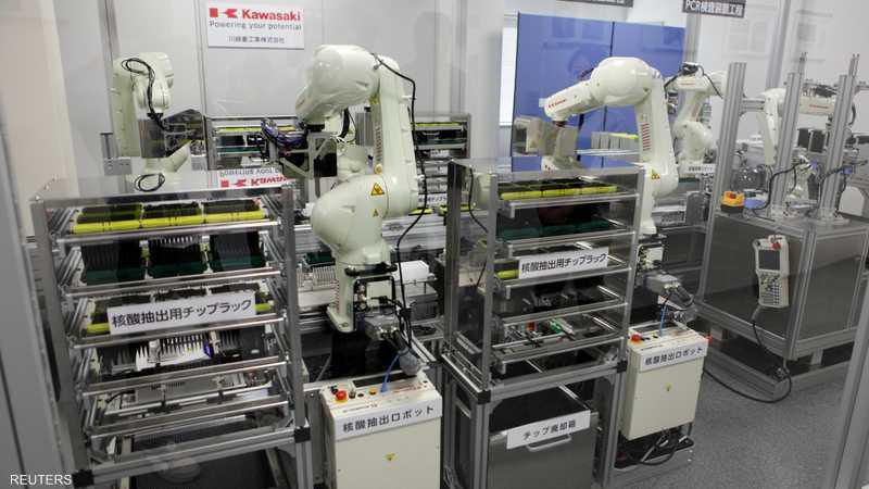 الروبوت الياباني