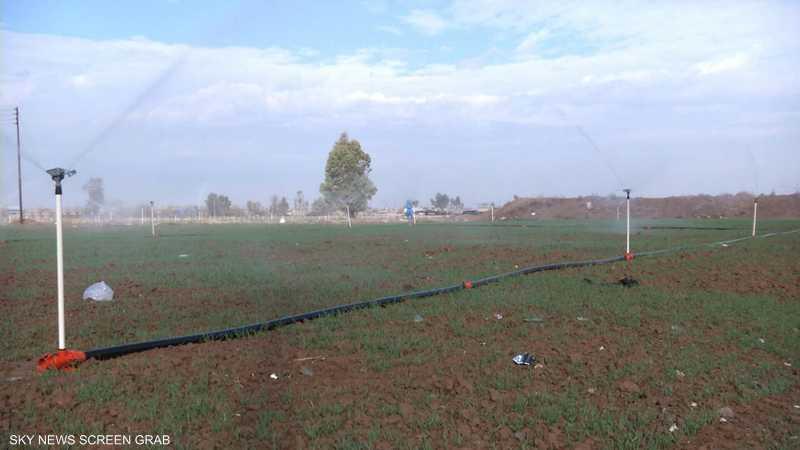 العراق.. تفاؤل لدى المزارعين بقرب سقوط الأمطار