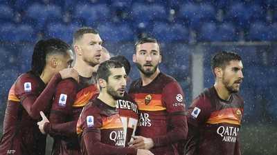"""روما الإيطالي.. هزيمة وخروج و""""فضيحة إدارية جديدة"""""""