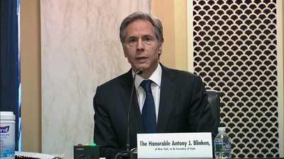 بلينكن: إدارة بايدن ستسعى إلى صياغة اتفاق أقوى مع إيران