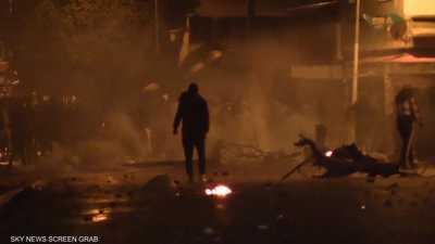 """وزير الدفاع التونسي: الاحتجاجات """"أعمال شغب"""""""