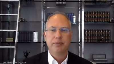 كيريل ديميترييف الرئيس التنفيذي لصندوق الاستثمار الروسي