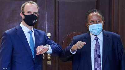 بريطانيا تلقي بثقلها لنزع فتيل الأزمة السودانية الإثيوبية