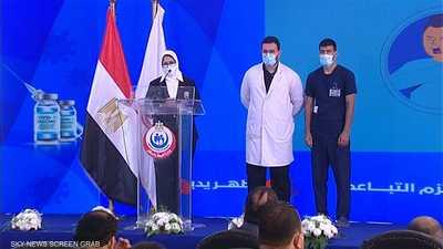 مصر تعلن خطتها لتوزيع لقاحات كورونا
