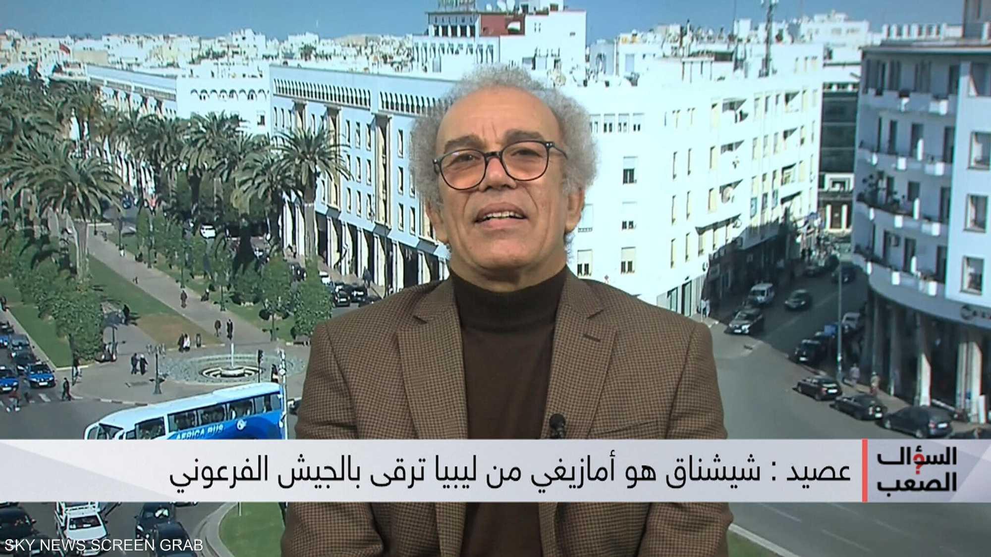 السؤال الصعب مع الكاتب والناشط الحقوقي المغربي أحمد عصيد