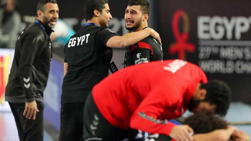 نجوم مصر قدموا مباراة رائعة رغم الخسارة