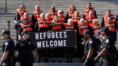 """""""خبر سار"""" للاجئين.. سياسة أميركية جديدة بشأن الهجرة"""