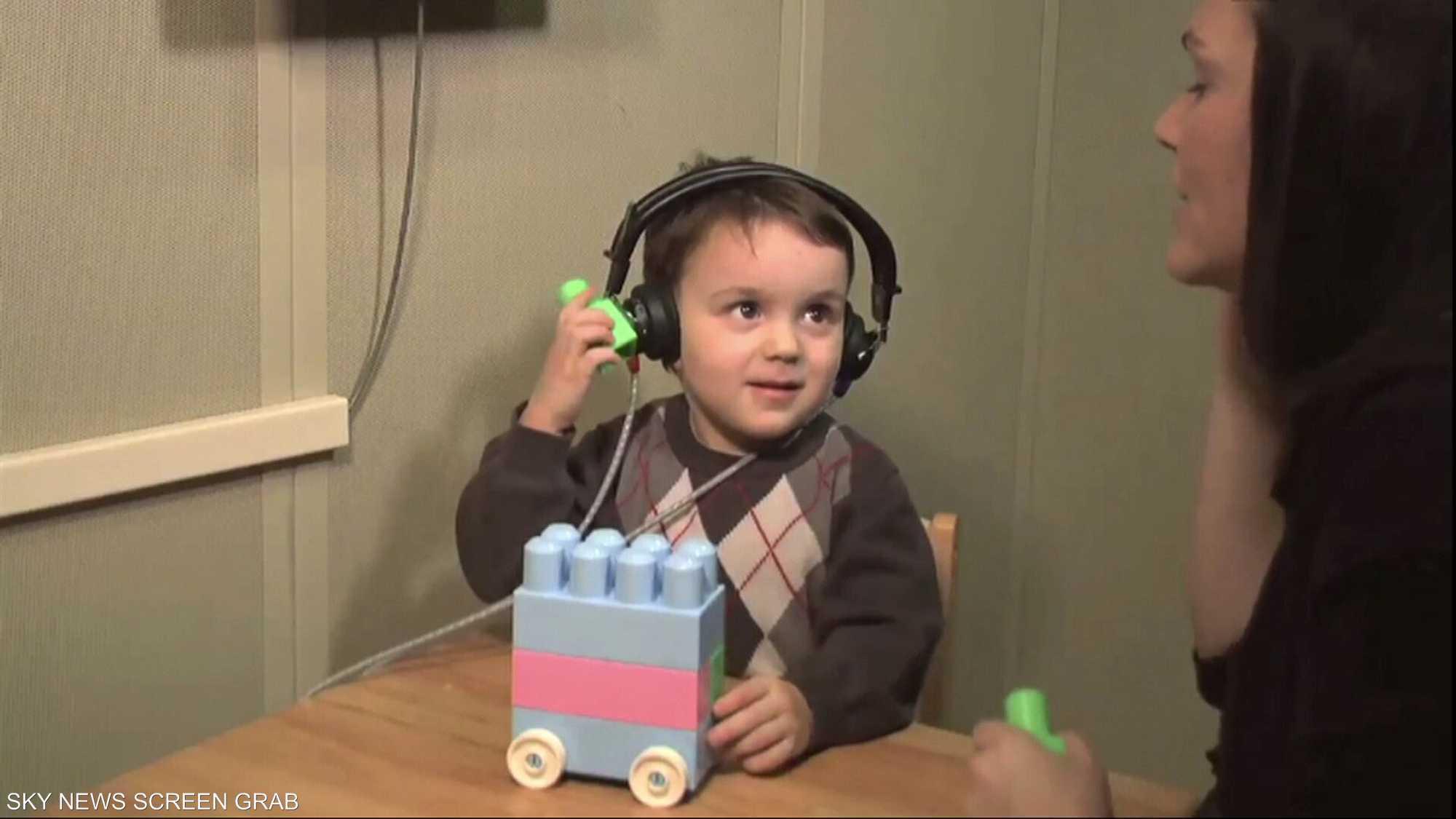 دراسة: اختبار السمع قد يكشف عن التوحد مبكرا