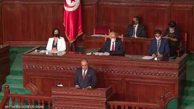 الغنوشي: دور رئيس الجمهورية رمزي