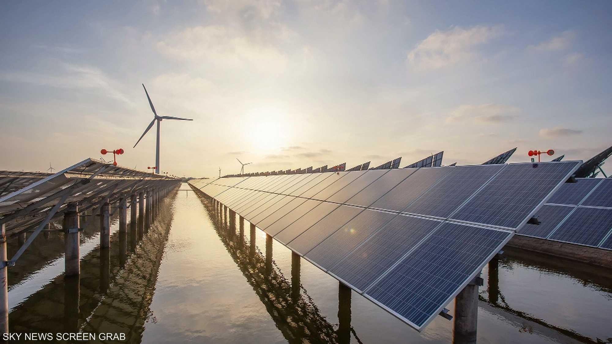 أسهم الطاقة النظيفة تواصل تسجيل مكاسب قياسية