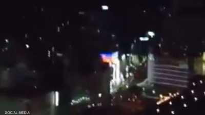 """زلزال اليابان """"المدمر"""".. فيديو يرصد اللحظات الأولى"""
