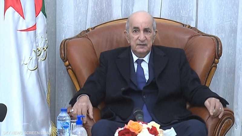 الرئيس الجزائري يستعد لحل البرلمان والدعوة لانتخابات مبكرة