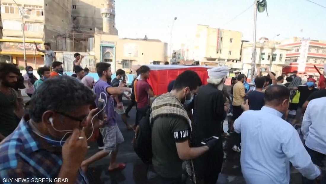 """الكاظمي يعلن اعتقال """"عصابة الموت"""" في البصرة"""