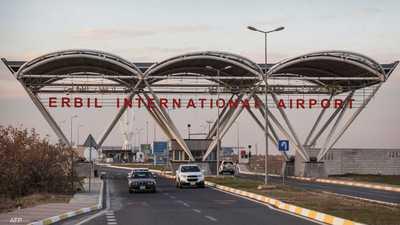 هجوم صاروخي يستهدف مطار أربيل الدولي
