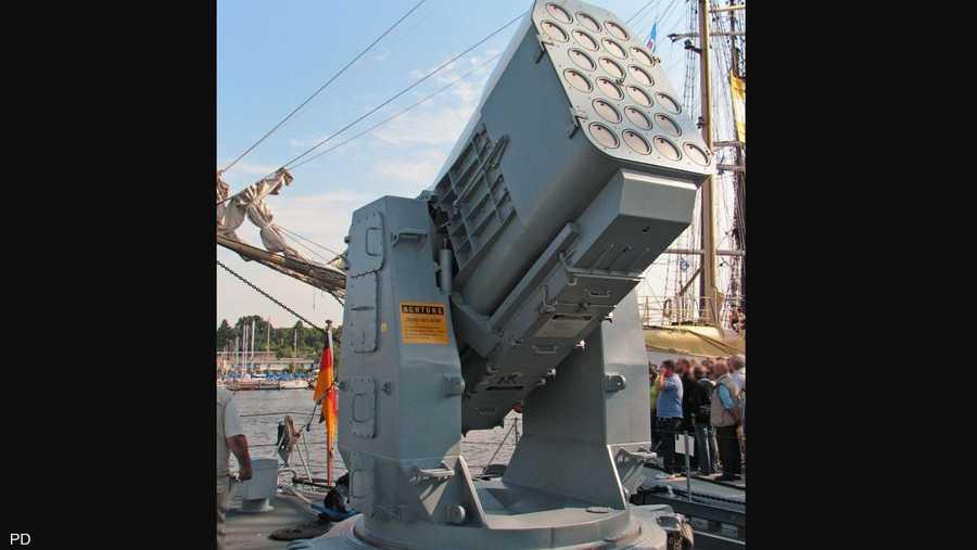 منصة صواريخ رام بلوك 2