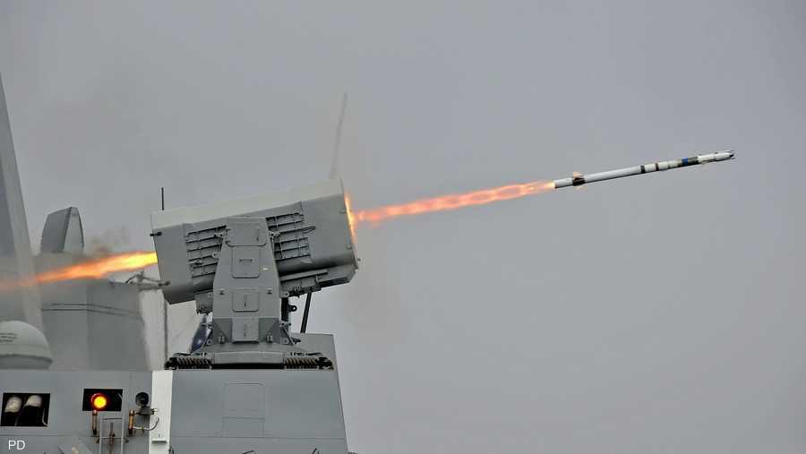 صاروخ رام بلوك 2 الساحلي سيعزز قدرات البحرية المصرية