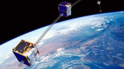 """تطوير الأقمار الاصطناعية بروسيا.. """"الكلمة"""" لطلاب المدارس"""