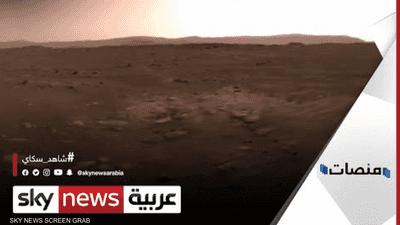ناسا تنشر 'صوت المريخ' لأول مرة