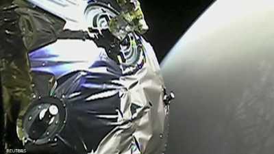 مركبة فضائية صينية تدخل مدارا مؤقتا حول المريخ