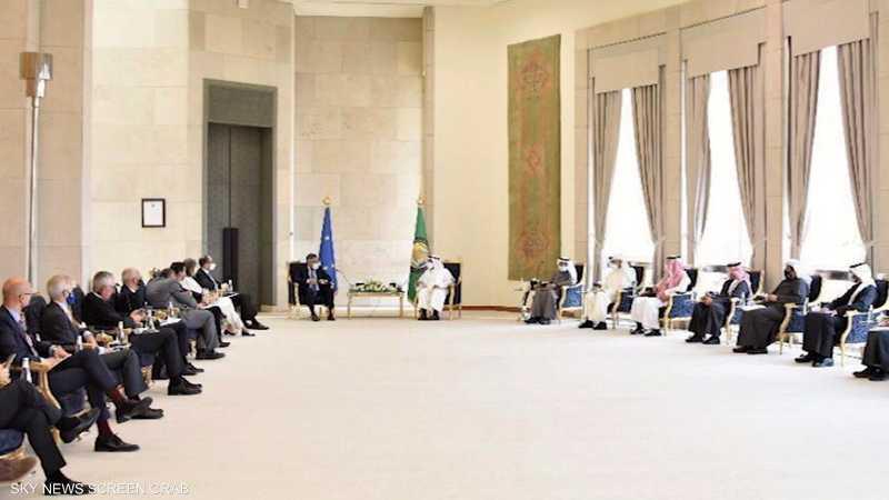 دول الخليج تدعو إيران للتخلي عن دعم الجماعات الإرهابية