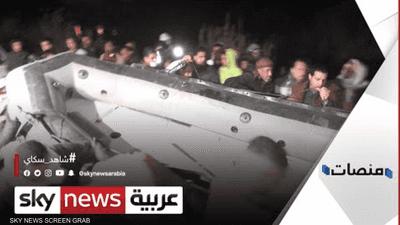 تفاصيل مأساة مركب الإسكندرية تتصدر مواقع التواصل الاجتماعي