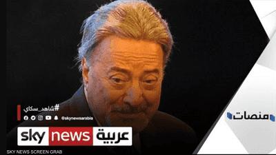 حقيقة نقل الفنان يوسف شعبان للعناية المركزة بسبب بكورونا