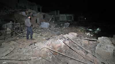 المرصد: هذا ما أسفرت عنه الضربات الأميركية في شرق سوريا