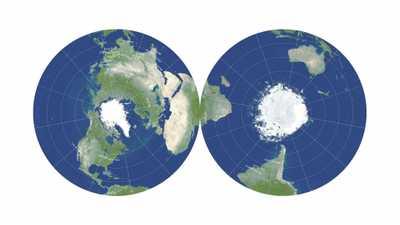 الأكثر دقة على الإطلاق.. ابتكار خريطة جديدة للكرة الأرضية