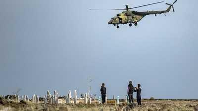 سقوط مروحية روسية في سوريا وموسكو تتحدث عن هبوط اضطراري