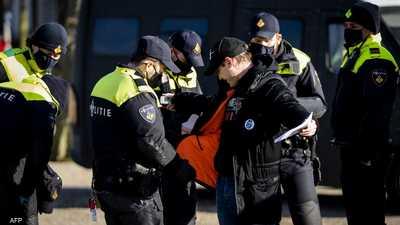 انفجار بمركز لفحوص كورونا في هولندا