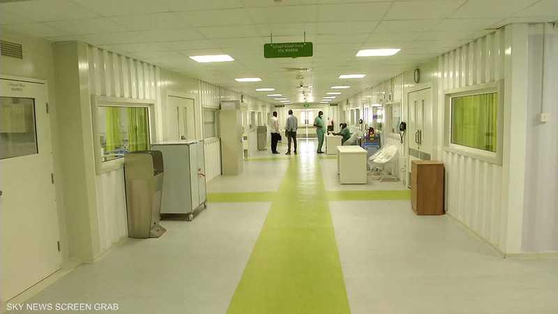 افتتاح مستشفى الشيخ محمد بن زايد في الضعّين بدارفور