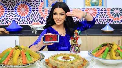 الشيف زينب مصطفى.. سفيرة المطبخ المغربي في مصر